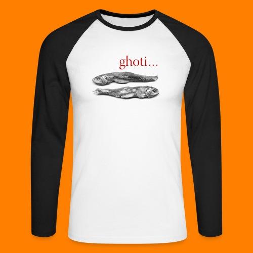 ghoti - Men's Long Sleeve Baseball T-Shirt