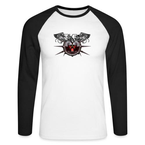 T-Shirt NUKE (femme) - T-shirt baseball manches longues Homme