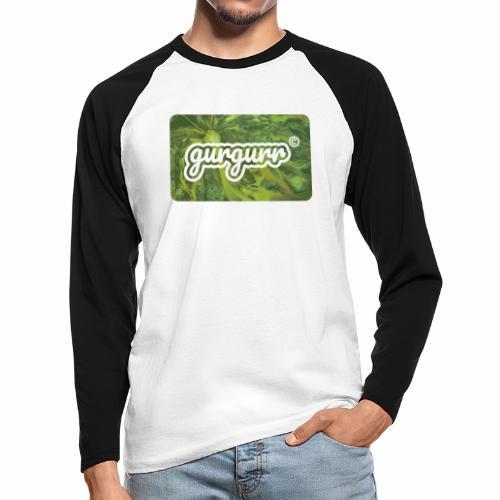 Poison Pigeon - Männer Baseballshirt langarm