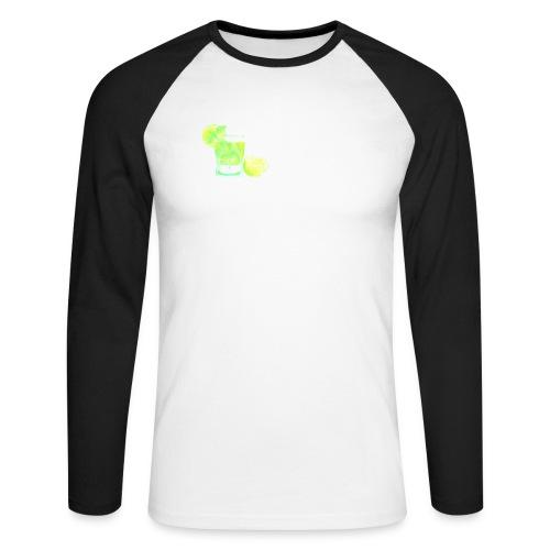 mojito - T-shirt baseball manches longues Homme