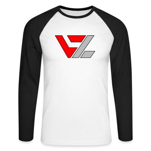 vusionZ   Peace - Männer Baseballshirt langarm
