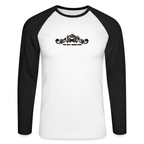 HOVEN DROVEN - Babydress - Men's Long Sleeve Baseball T-Shirt