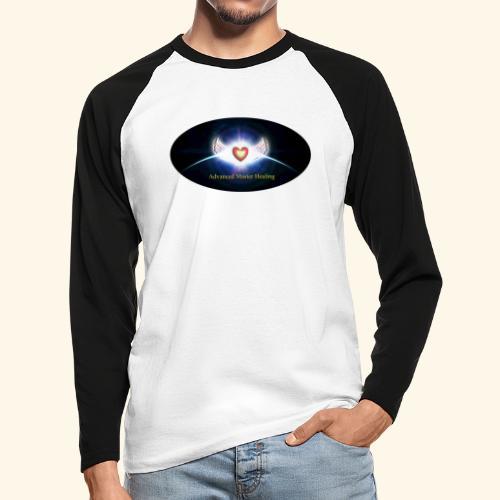 AMH Symbol - Männer Baseballshirt langarm