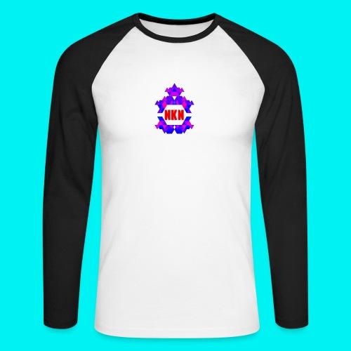 THE OFFICIAL NEUKADNEZZAR T-SHIRT - Men's Long Sleeve Baseball T-Shirt