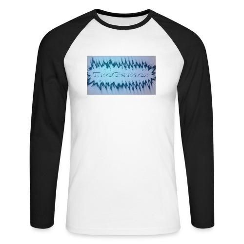 TreGamer - Langærmet herre-baseballshirt