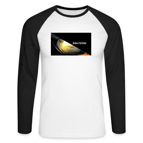 saltzon - Men's Long Sleeve Baseball T-Shirt