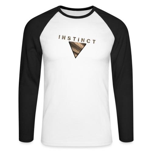 Logo 1495180513217 - T-shirt baseball manches longues Homme