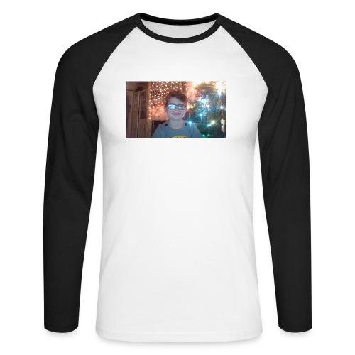 limited adition - Men's Long Sleeve Baseball T-Shirt