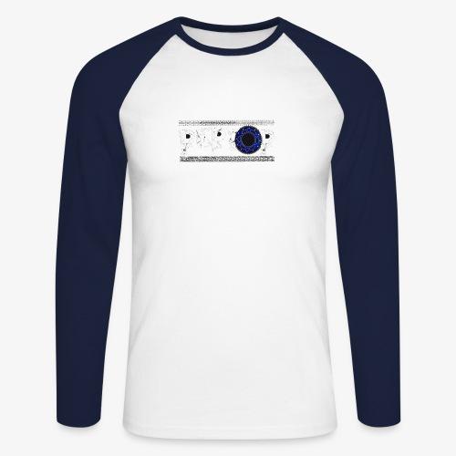 Ruptor - T-shirt baseball manches longues Homme