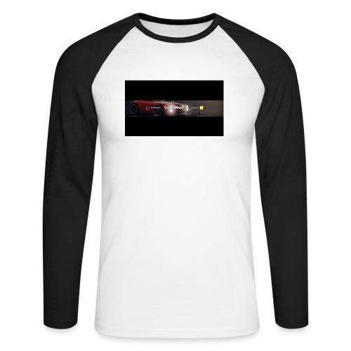 Newer merch - Men's Long Sleeve Baseball T-Shirt