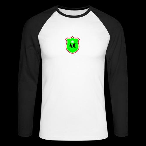 Arlek Cypetav - T-shirt baseball manches longues Homme