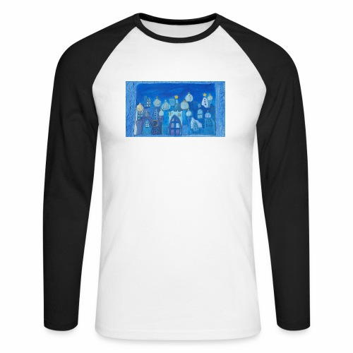 Orientträume - Männer Baseballshirt langarm