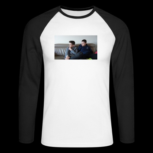 t-shirt de feyskes hd - T-shirt baseball manches longues Homme