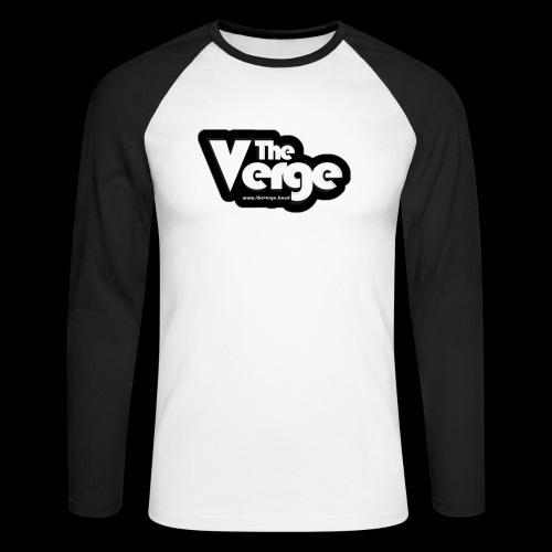 TV Sticker 001 - T-shirt baseball manches longues Homme
