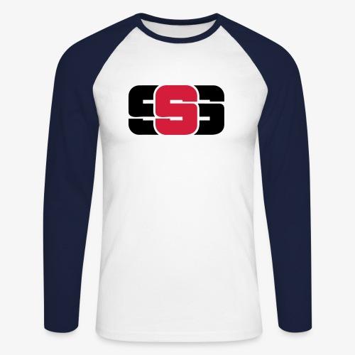 Strong Sound Solution - Men's Long Sleeve Baseball T-Shirt