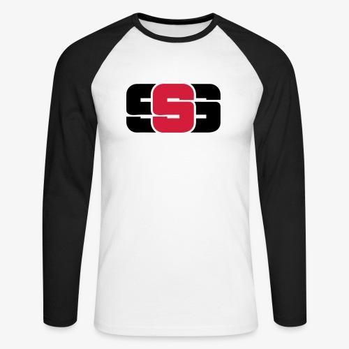 Starke Soundlösung - Männer Baseballshirt langarm