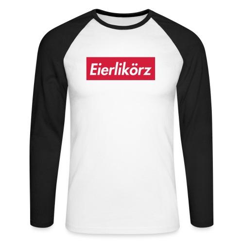 Eierlikörz SSFW 2017 Shirt - Männer Baseballshirt langarm