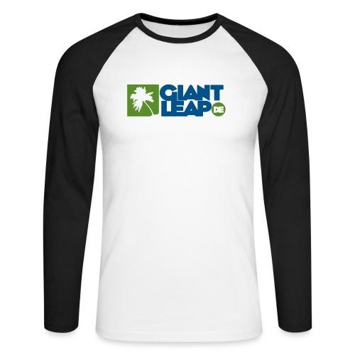 palme - Männer Baseballshirt langarm