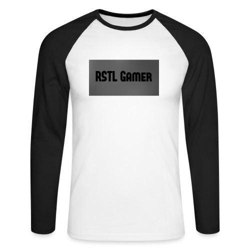 RSTL Gamer Limted time merch - Men's Long Sleeve Baseball T-Shirt