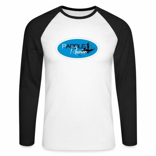 Paddle réunion classic 8 - T-shirt baseball manches longues Homme