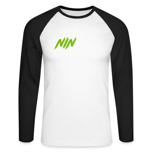 spate - Men's Long Sleeve Baseball T-Shirt