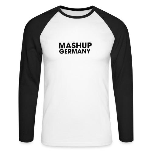 Mashup-Germany Shirt Long (Men) - Männer Baseballshirt langarm