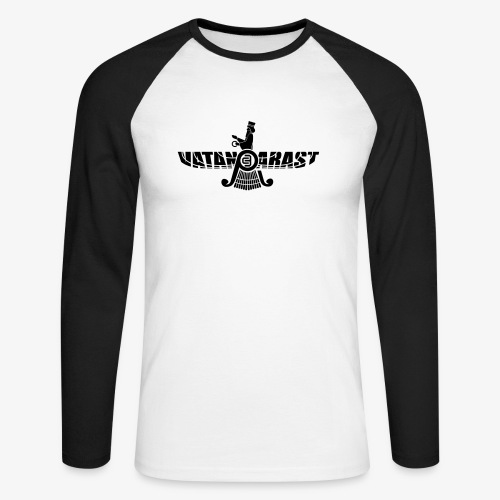 VatanParast - Männer Baseballshirt langarm