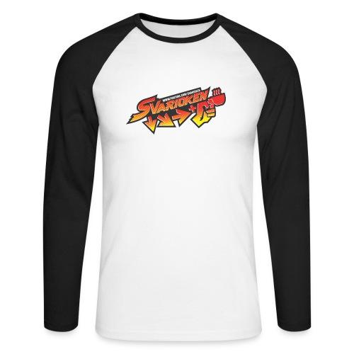 Maglietta Svarioken - Maglia da baseball a manica lunga da uomo