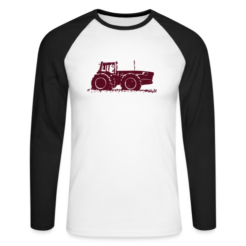 3588 - Men's Long Sleeve Baseball T-Shirt