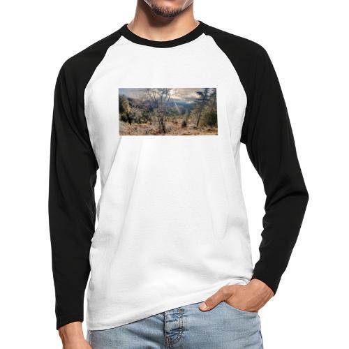 in the Wood - Männer Baseballshirt langarm