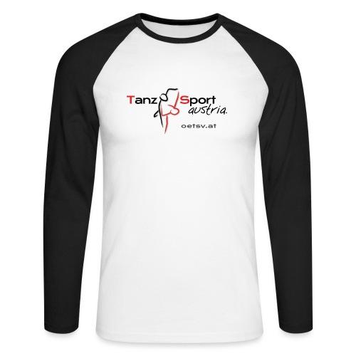 Logo OTSV V1 Internet gif - Männer Baseballshirt langarm