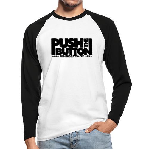 ptb_logo_2010 - Men's Long Sleeve Baseball T-Shirt