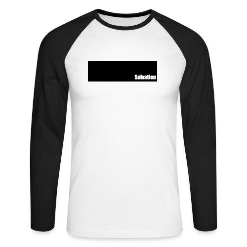 Salvation - Männer Baseballshirt langarm