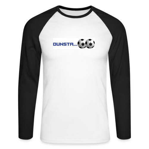 dunstaballs - Men's Long Sleeve Baseball T-Shirt