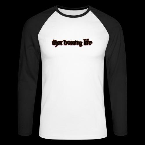 MTS92 THAI BOXING LIFE - T-shirt baseball manches longues Homme