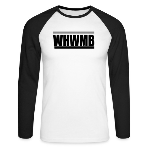 WHWMB - T-shirt baseball manches longues Homme