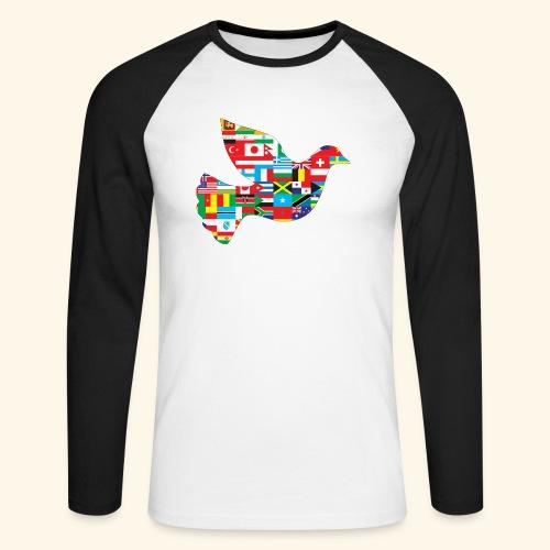 countrys t-shirt - Raglán manga larga hombre