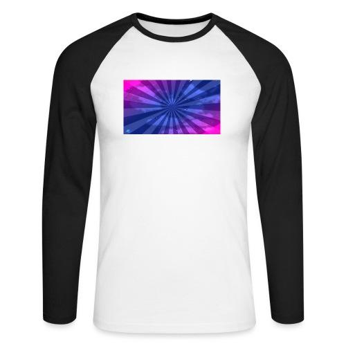 youcline - Men's Long Sleeve Baseball T-Shirt