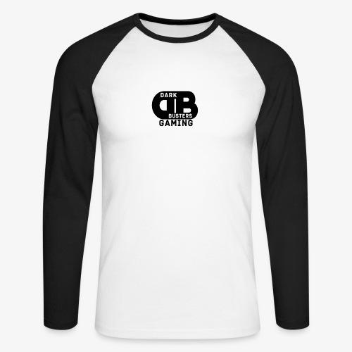 Dark Busters Gaming Merch - Männer Baseballshirt langarm
