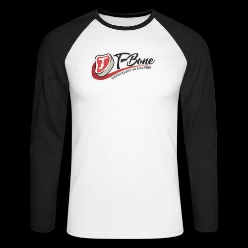 ulfTBone - Mannen baseballshirt lange mouw