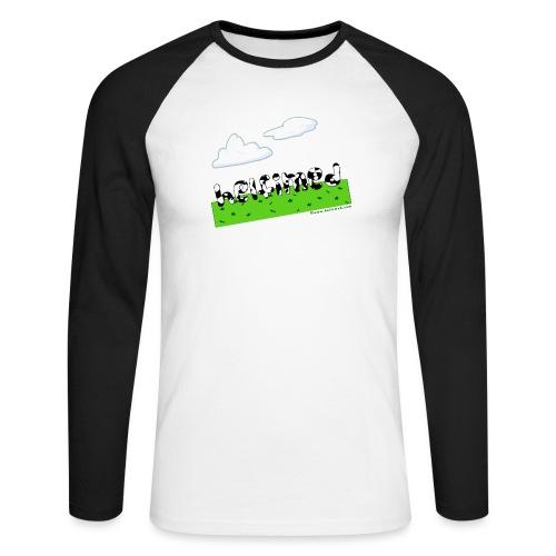 helfimed - Men's Long Sleeve Baseball T-Shirt