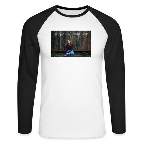 Kayla Anthoney Personal - Männer Baseballshirt langarm