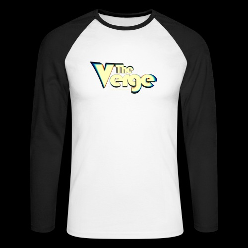 The Verge Vin - T-shirt baseball manches longues Homme