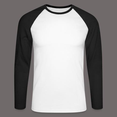 Tregion Logo wide - Men's Long Sleeve Baseball T-Shirt