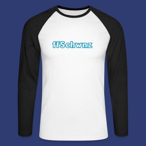 ffschwnz - Mannen baseballshirt lange mouw