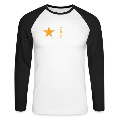 CMC Design - Mannen baseballshirt lange mouw