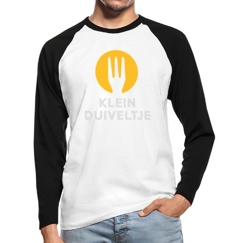 klein duiveltje - trident - T-shirt baseball manches longues Homme