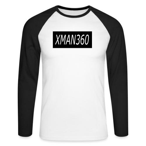 Merch design - Men's Long Sleeve Baseball T-Shirt