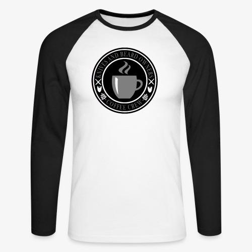 kabocoffeecrew4 - Männer Baseballshirt langarm