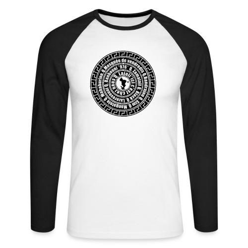 WENKA 4 - T-shirt baseball manches longues Homme